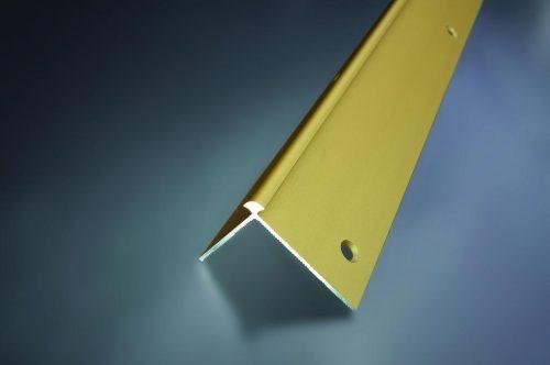 Schodová hrana vŕtaná 40x30 mm. hrúbka 3 mm