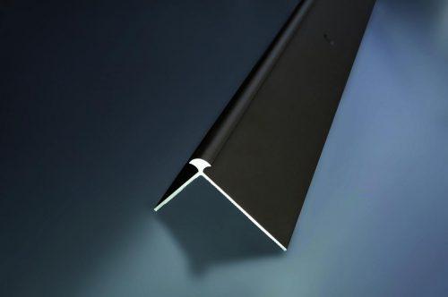 Schodová hrana vŕtaná 41x31 mm. hrúbka 4 mm
