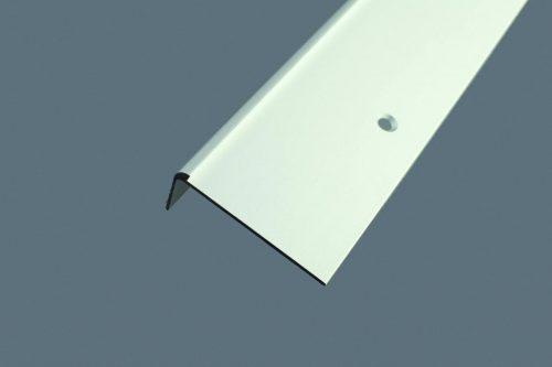Schodová hrana vŕtaná 48x18.5 mm. hrúbka 2.5 mm